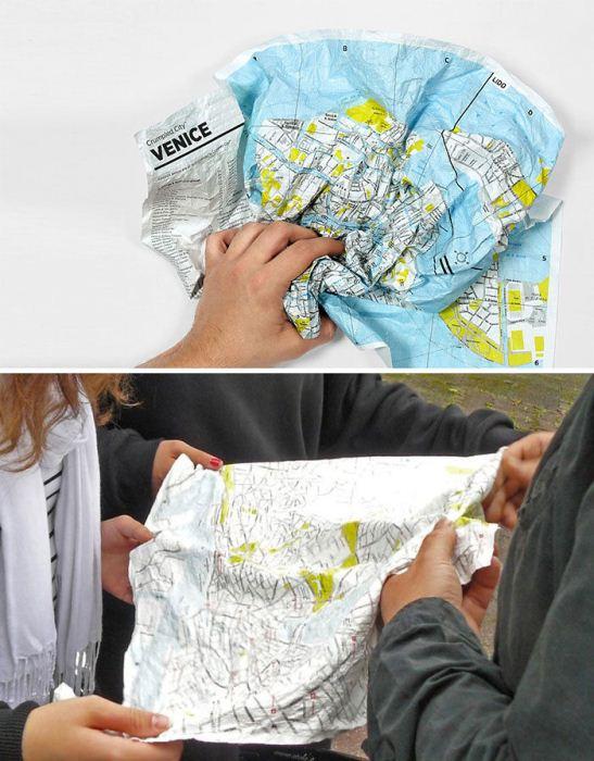 Суперпрочная карта