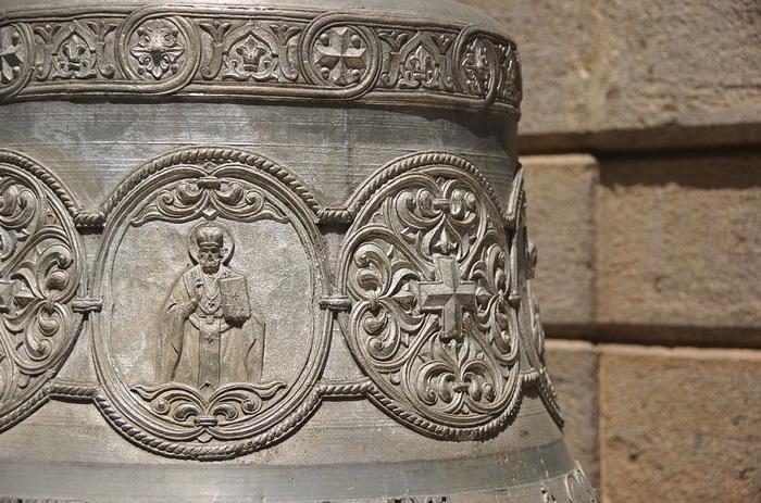 Царь-колокол, фрагмент