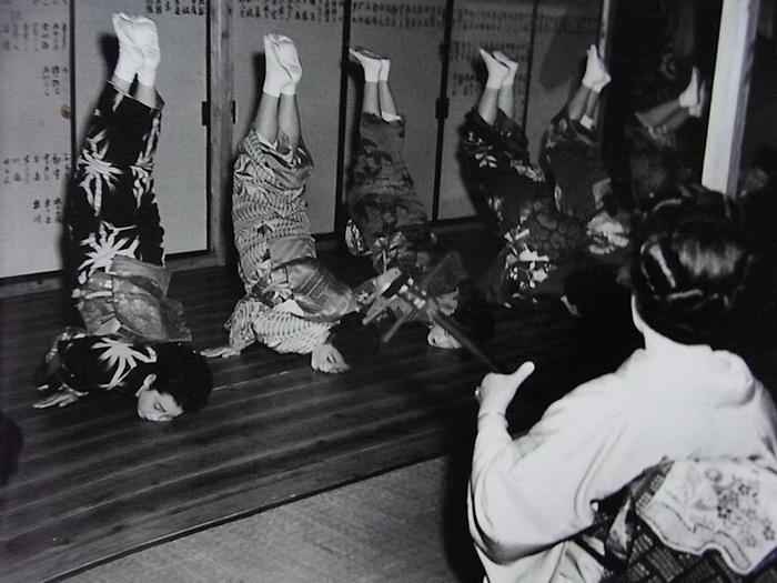 Школа гейш, 1951 год