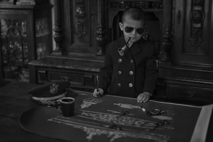 Макартур. 1940-е г. Ретро-фотографии от Тайлера Орехек (Tyler Orehek)