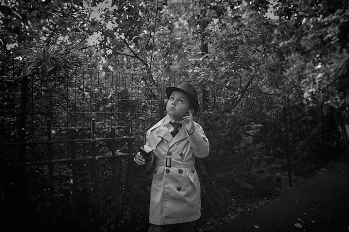Частный сыщик. 1960-е г. Ретро-фотографии от Тайлера Орехек (Tyler Orehek)