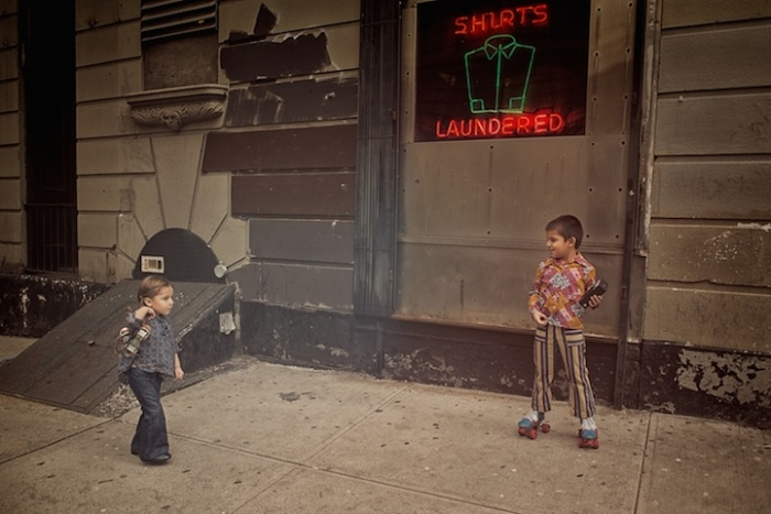 Роллеры. 1970-е г. Ретро-фотографии от Тайлера Орехек (Tyler Orehek)