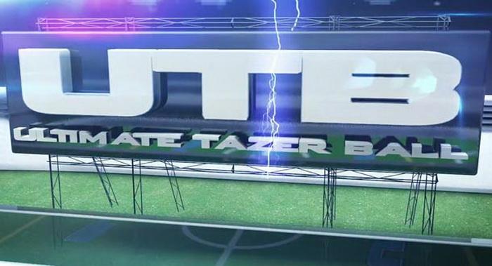 Ultimate Tazer Ball - гибрид футбола и гандбола