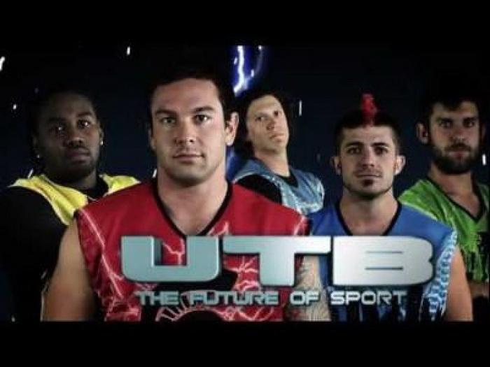 Ultimate Tazer Ball - новая спортивная игра