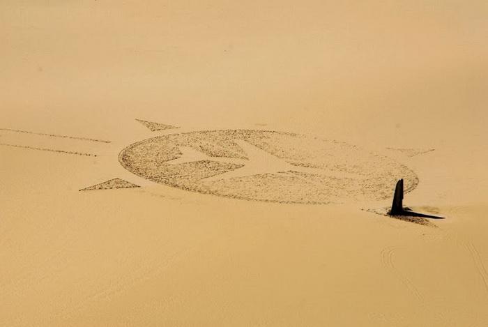Мемориал погибшим в авиакатастрофе (Сахара)