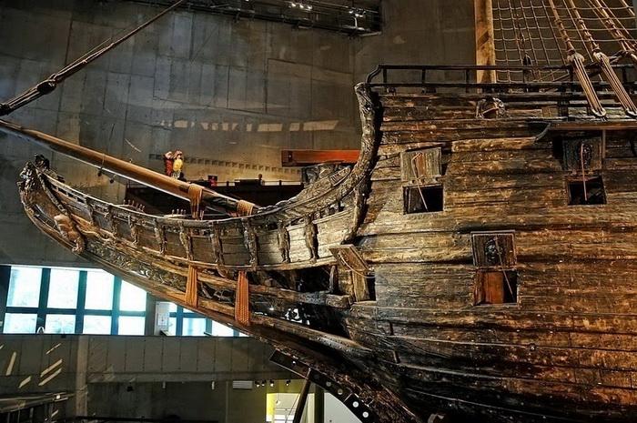 Боевой корабль «Vasa» («Ваза»)