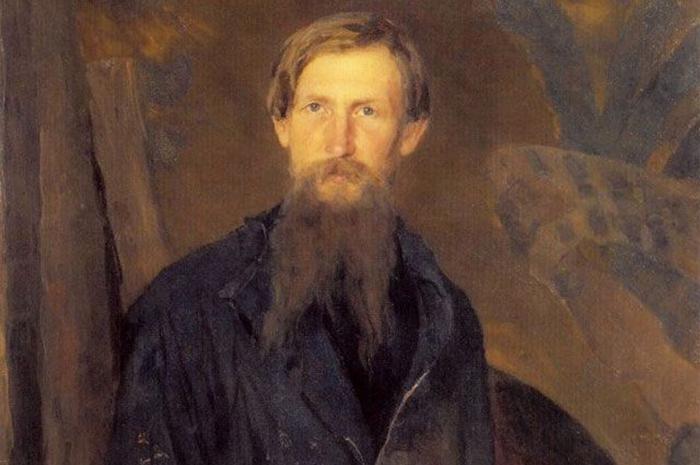 Портрет Виктора Васнецова