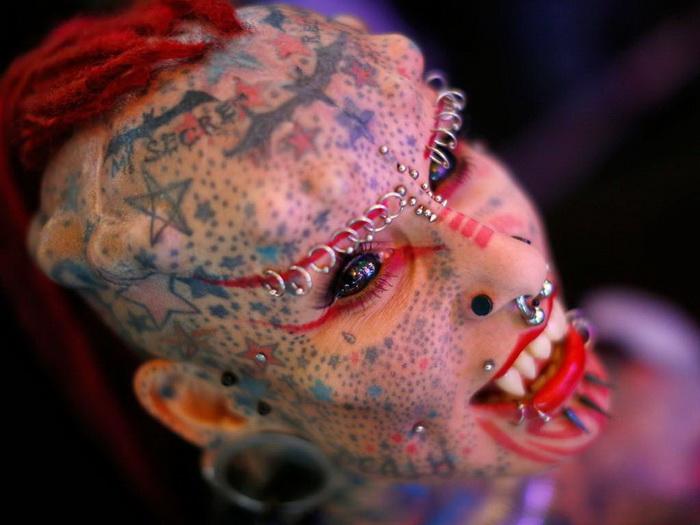 Venezuela Expo Tattoo: фестиваль татуировок в Венесуэле