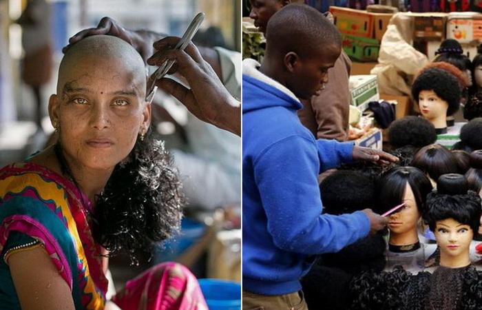 Цена натуральных париков: Как индийские храмы обогатились на постриге прихожан