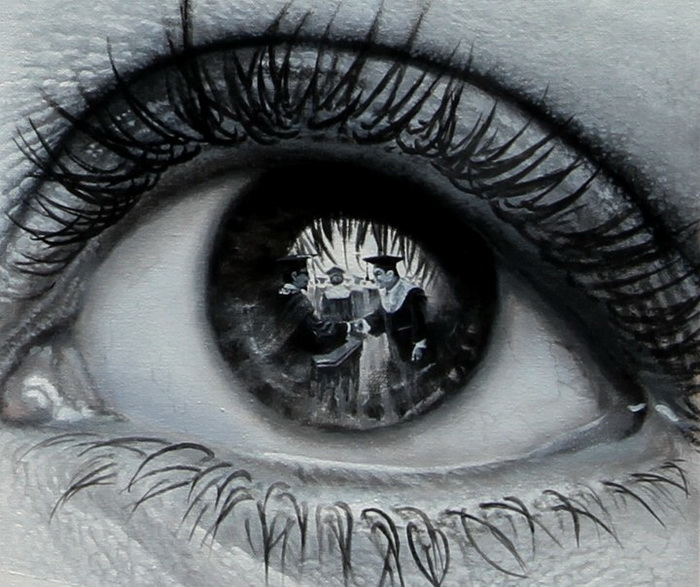 Серия гиперреалистических изображений от художника Veri Apriyatno