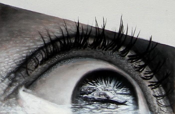 Глаза - зеркало души. Рисунки Veri Apriyatno
