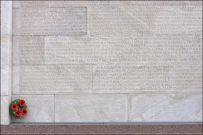 Имена солдат, пропавших без вести