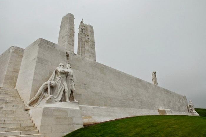 Вимийский мемориал в память о Первой мировой войне