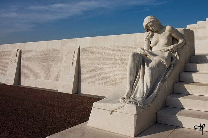 Вимийский мемориал в память о погибших солдатах
