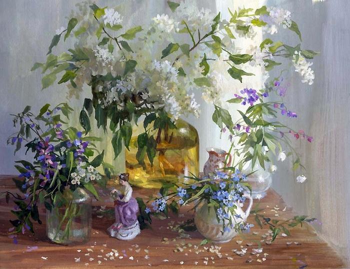 Естественная красота цветов