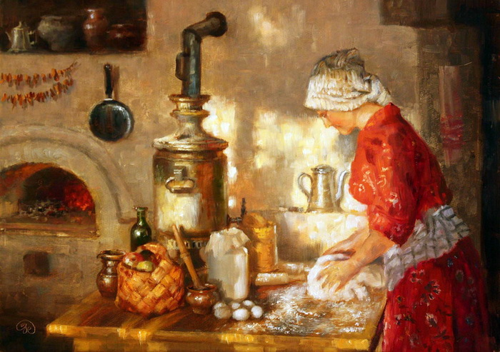 Картины Владимира Жданова