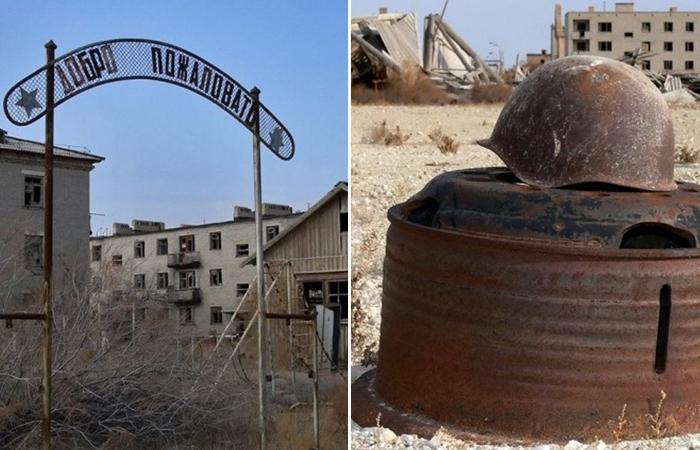 Остров Возрождения - секретный советский полигон для испытания бактериологического оружия.