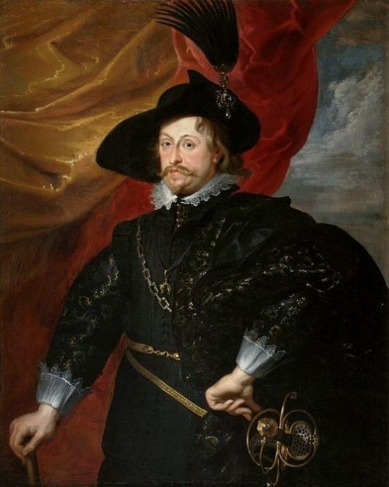 Король Владислав IV.