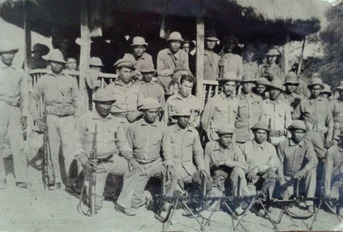 Парагвайские солдаты. Фото: lenta.ru