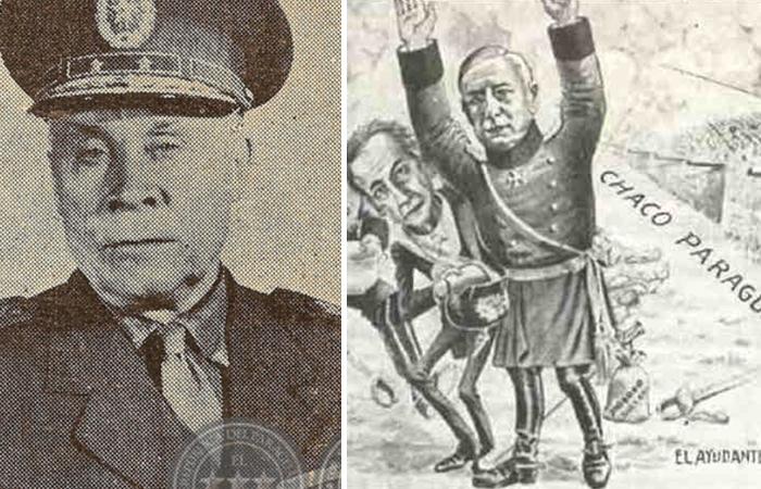 Степан Высоколян - участник Белого движения в Российской империи, дивизионный генерал Парагвайской армии, учёный.
