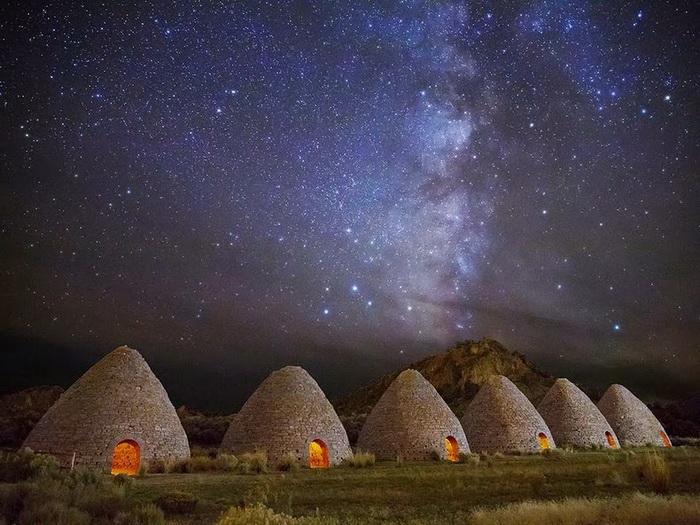 Государственный исторический парк Уорд (штат Невада, США)