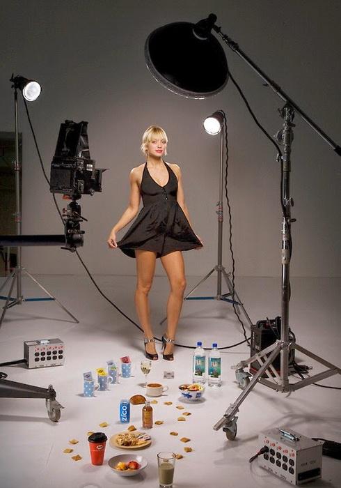 Mariel Booth - профессиональная модель, студентка (Нью-Йорк). Суточное потребление - 2400 ккал
