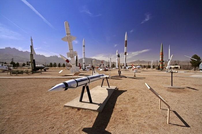 White Sands Missile Range: ракетный парк-музей в США