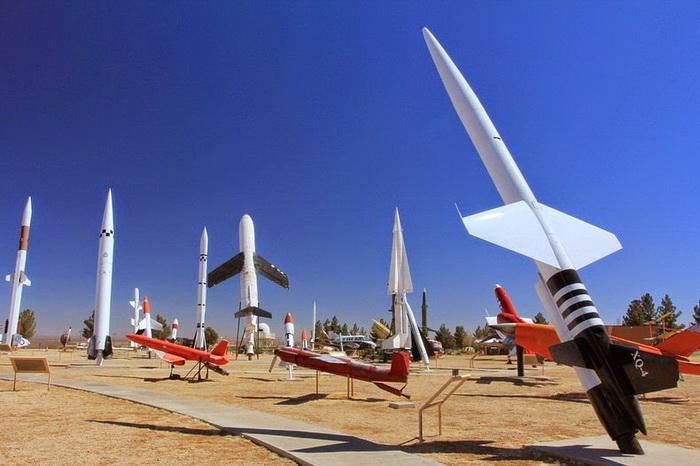 White Sands Missile Range: �������� ����-����� � ���
