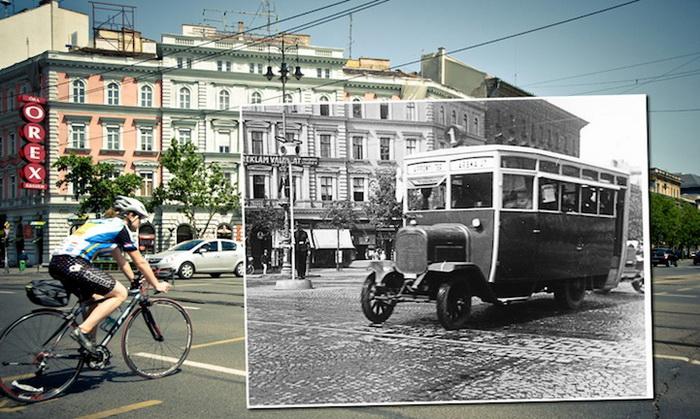 Фотопроект *Окно в прошлое* от Kerenyi Zoltan: 1927 - 2013