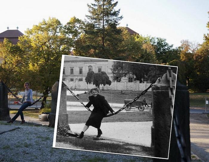 Фотопроект *Окно в прошлое* от Kerenyi Zoltan: 1954 - 2012
