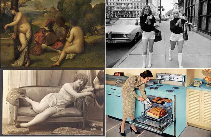 Идеал женской красоты: экскурс в пять столетий