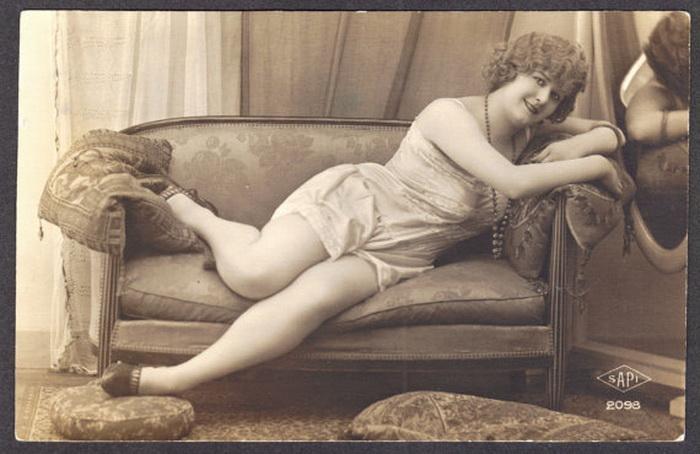 проститутки начало 20 века фото
