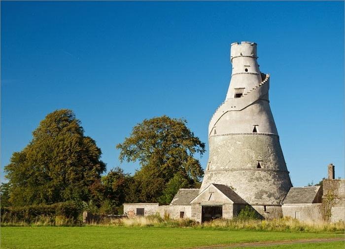 Удивительный амбар - необычное зернохранилище в Ирландии