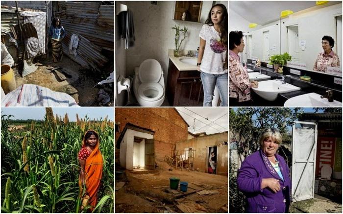Всемирный день туалета: фотоцикл об уборных в разных странах мира