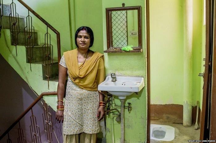 Sangita из Дели (Индия),  35 лет