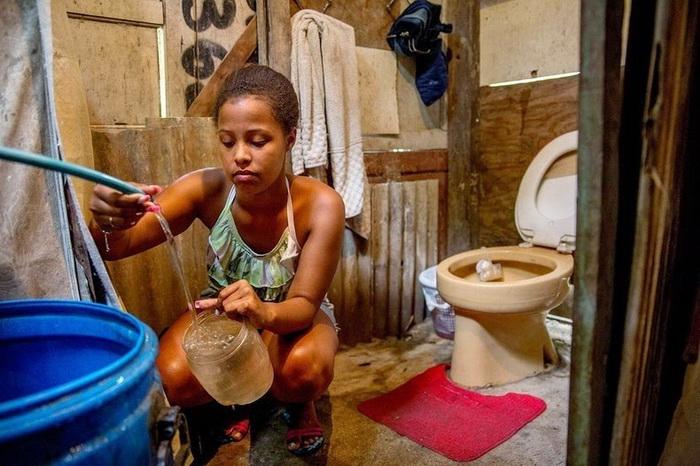 16-летняя студентка Лорена из Рио-де-Жанейро (Бразилия)