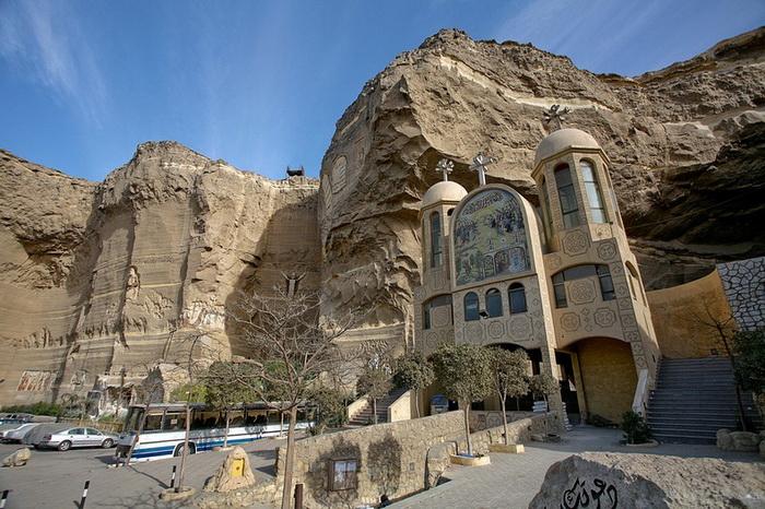 Монастырь Святого Симеона – крупнейшее на Ближнем Востоке религиозное сооружение