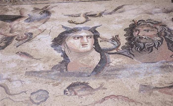 Океанос и Тетис
