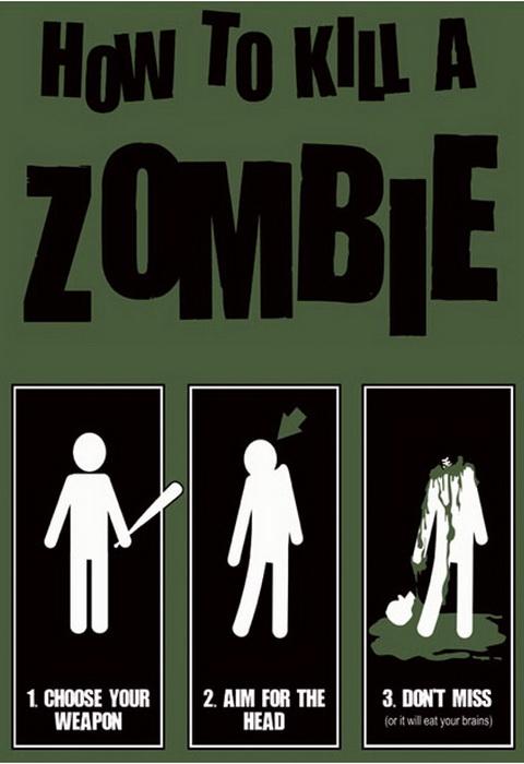 Руководство по охоте на зомби