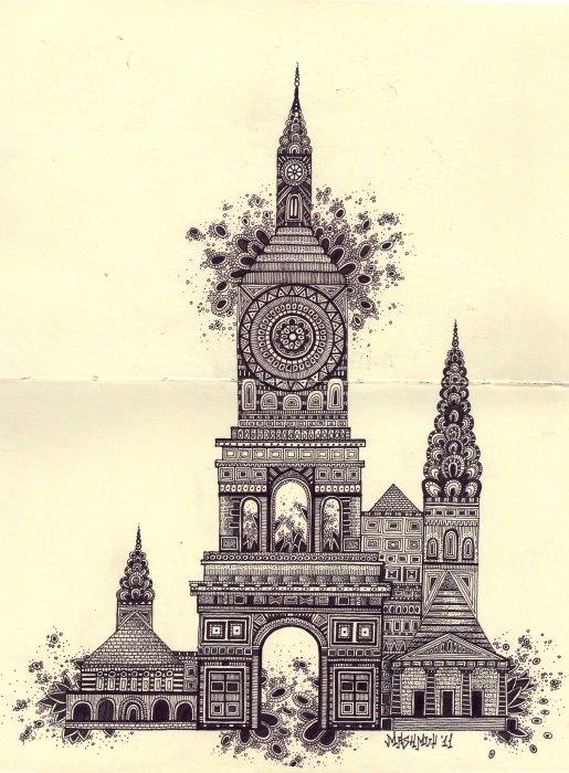 Weird architecture 2