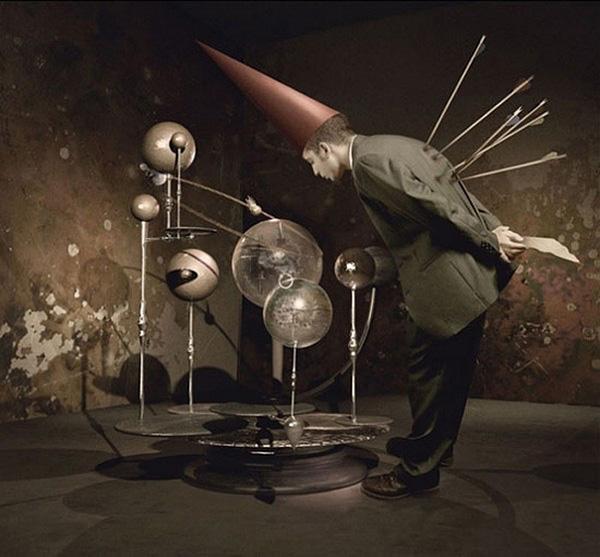 Идеи для Фотографий Болдридж берёт из сказок и рассказов в стиле фэнтези