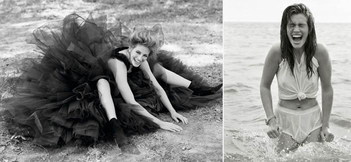 Джулия Робертс в фотосессии от Herb Ritts