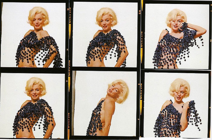Последняя фотосессия Мэрилин Монро Marilyn's Last Sitting