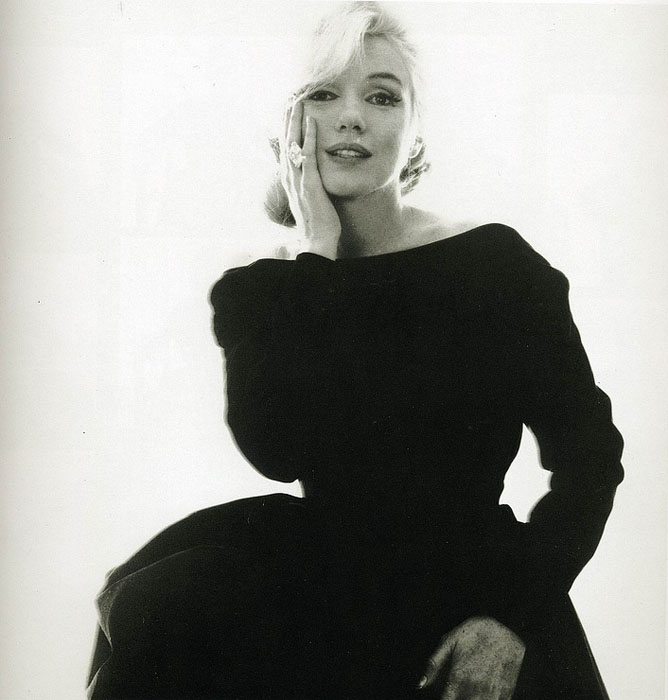 Marilyn's Last Sitting