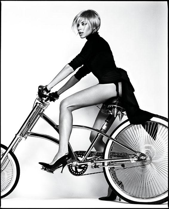Виктория Бэкхем в фэшн фотографиях Брайана Адамса (2005)