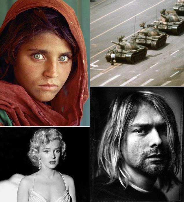 Самые известные фотографии и их авторы в проекте Тима Монтони Behind Photographs