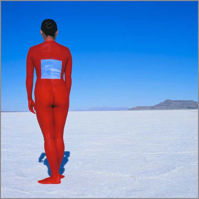 Фотография из проекта «Bodyscapes» Жана-Поля Бурдье