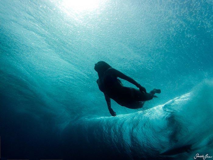 Подводные фотографии от Сары Ли