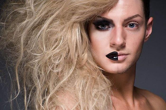 Настоящие лица трансвеститов в проекте Лиланда Бобба