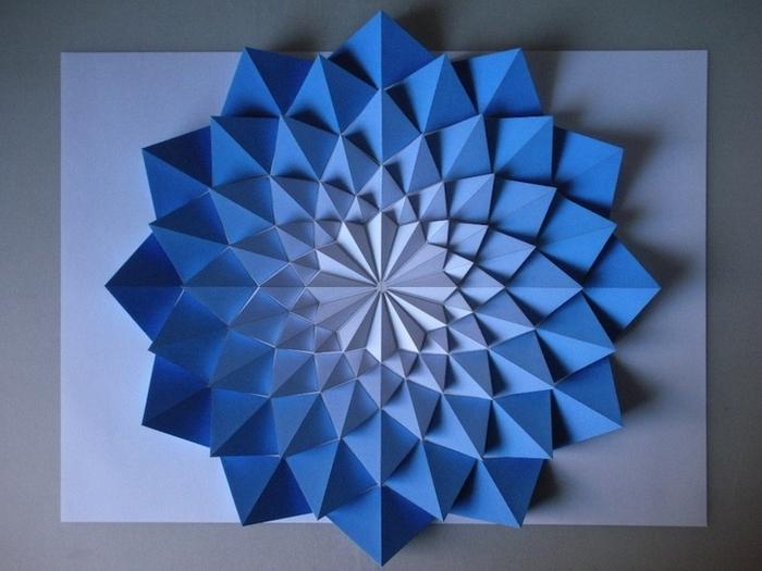 Оригами нового уровня